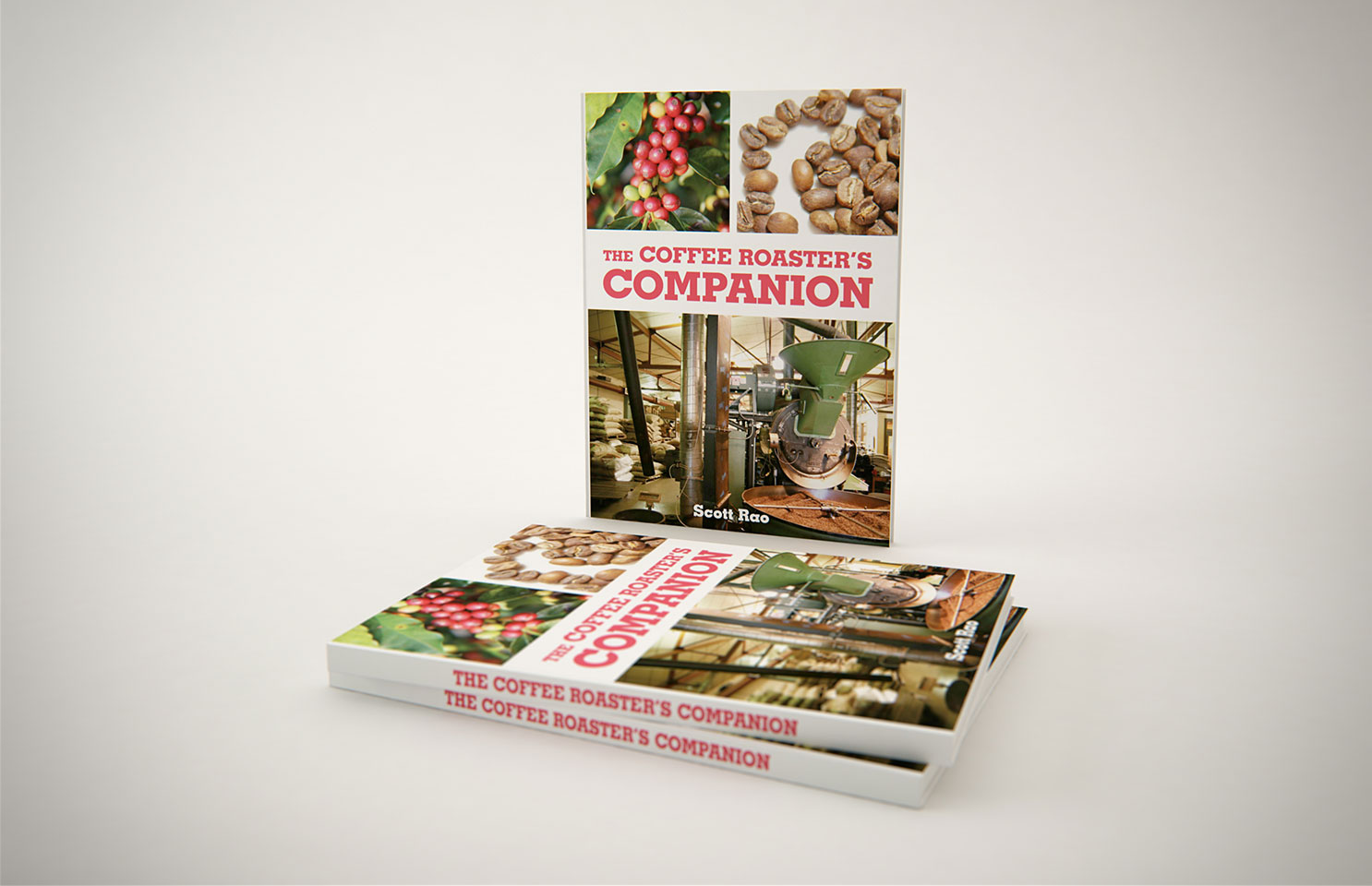 Scott Rao book: Coffee Roaster's Companion